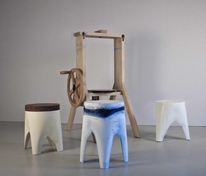 Centrifuge-machine-créer-tabourets-design-bois-brut-blog-espritdesign-10